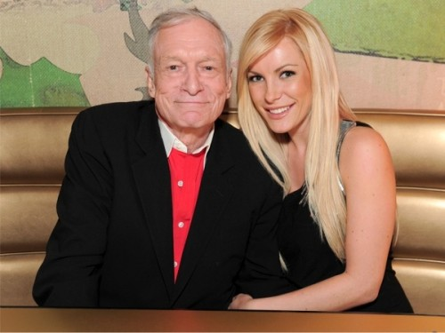 Hugh Hefner and Crystal Harris To Wed