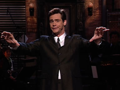 Jim Carrey SNL Hosting