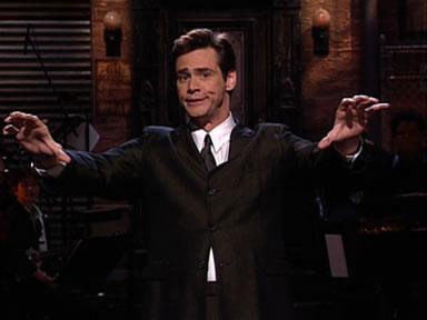 Jim Carrey SNL Hosting