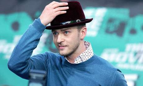 Justin Timberlake Injures Leg On Movie Set