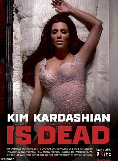 Kim Kardashian Dead