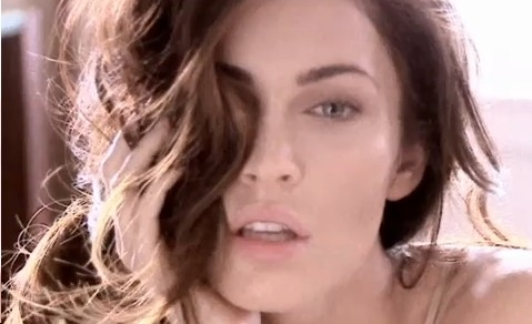 Megan Fox - Face Of Beauty for Armani