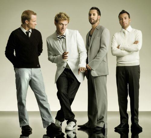 Backstreet Boys Promo Shot