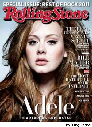 Adele : Gracefully dealing with stage anxiety and the pressures of the pop industry