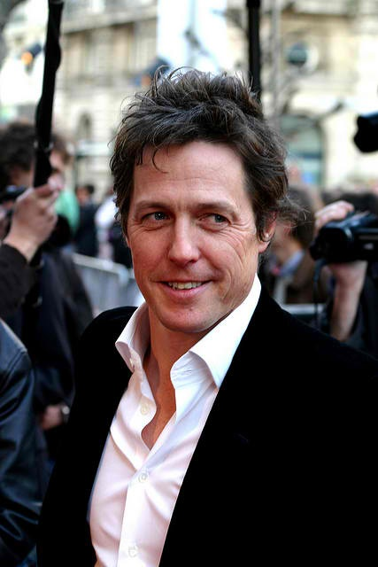 Hugh Grant : Welcome to Daddyhood