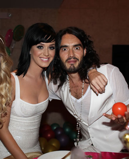 Featured image for Katy Perry, Russell Brand Split