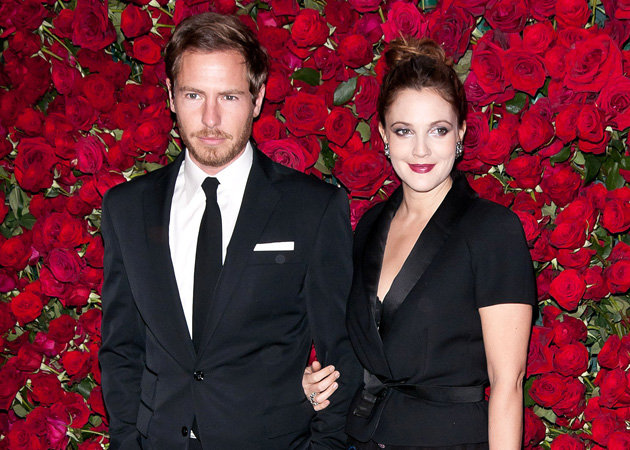 Drew Barrymore Engaged
