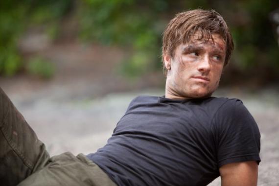 Josh Hutcherson Hunger Games