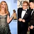 Madonna, Elton John Rift Reignited at Golden Globes