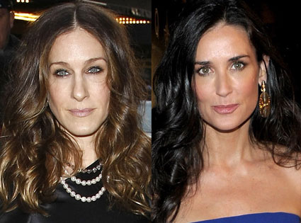 Sarah Jessica Parker Replaces Demi Moore in Lovelace