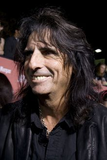 Alice Cooper Asthma
