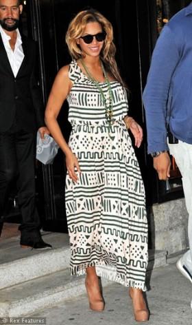 Beyonce Knowles Pregnant
