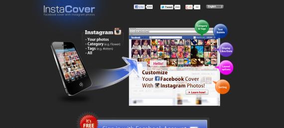 InstaCover Web Site