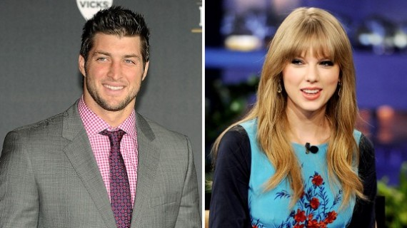 Tebow and Swift
