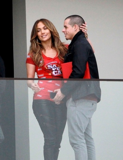 Featured image for Jennifer Lopez Defends Her Love