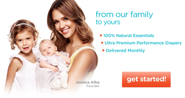 Featured image for Jessica Alba Turns Author