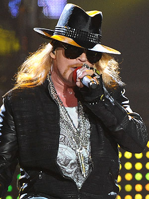 "Axl Rose ""Respectfully"" Declines Rock and Roll Hall of Fame Induction"