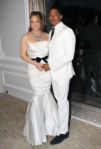 Featured image for Mariah Carey and Nick Cannon in Paris to Renew Their Vows