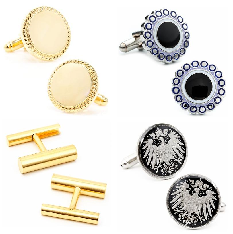 Featured image for Designer Cufflinks: A Hollywood Must Have