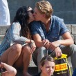 Young Love: Vanessa Hudgens and Austin Butler's PDA Session in Barcelona