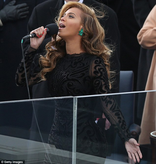 Beyonce Lip-Synched at the Inauguration: Fakin' It Like Lance Armstrong