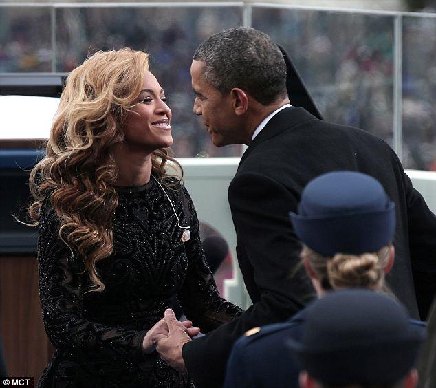 beyonce_President Obama