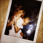 Rihanna's Birthday Photos Shows Intimate Moments with Chris Brown