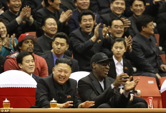Kim Jong Un_Dennis Rodman