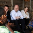 Angelina Jolie Visits Congo and Rwanda without her $250,000 Engagement Ring