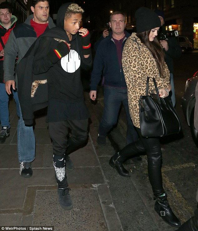 Jaden Smith and Kylie Jenner are Dating