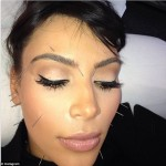 Kim Kardashian Gets the Needles