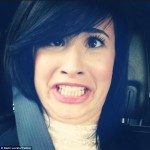 Celebs Looking Like Ordinary People: Plus Demi Lovato Pulls a Funny Face