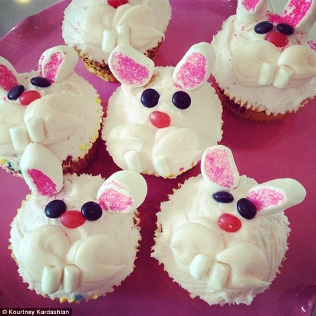 kardashian_easter_cupcakes