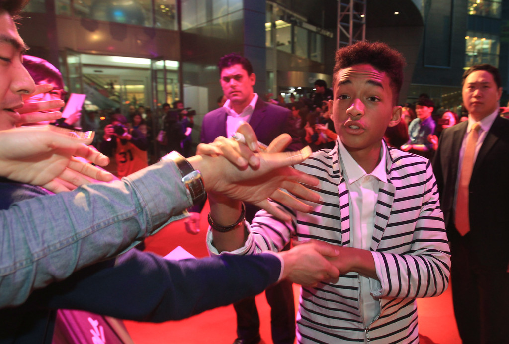 Jaden+Smith+After+Earth+Premieres