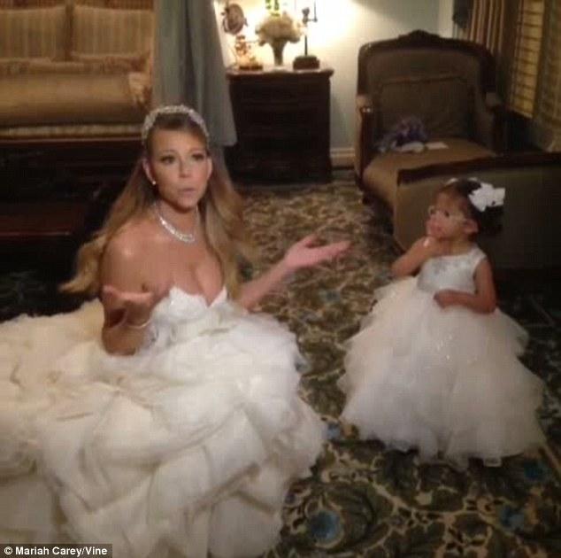 Mariah Carey Monroe disneyland