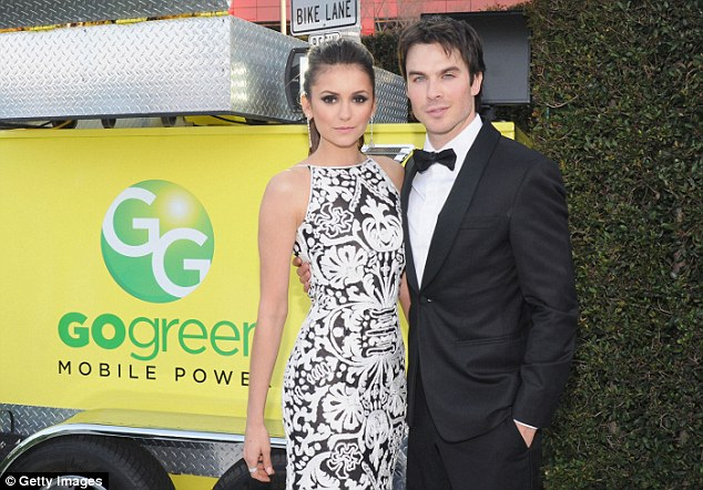Nina Dobrev and Ian Somerhalder breakup