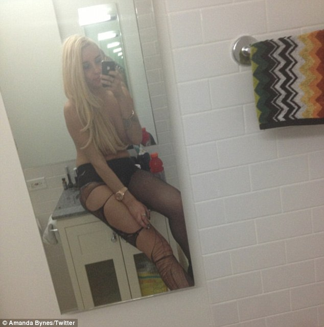 Miley Cyrus & Amanda Bynes: Former Child Stars Show Some Skin