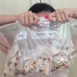 Katy Perry Flaunts Baggie of Pills