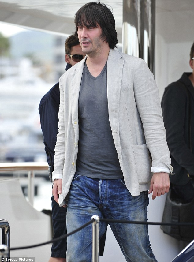 Keanu Reeves is FAT!