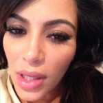 Pregnant Kim Kardashian Got Botox And Lip Injections? Pregnancy Lips Outta Control!