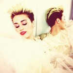 Miley Cyrus Tweets Wedding Snap Amidst Breakup Rumors