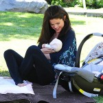 Selena Gomez Spends Time With Baby Sis