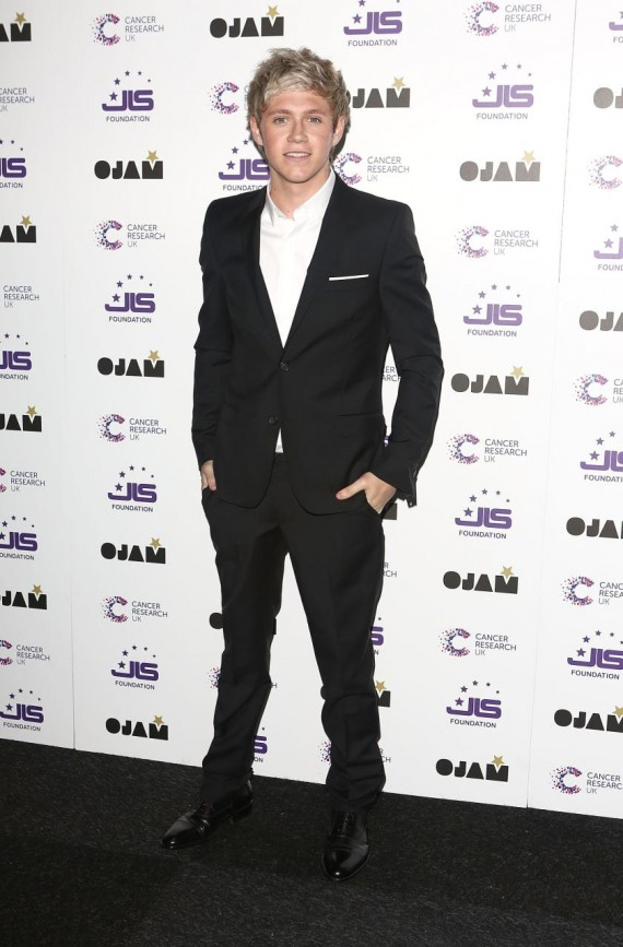 Niall Horan, still the cleanest Direction member. (Getty)