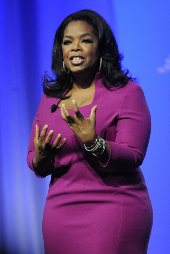 Who dares disrespect Oprah Winfrey?! (AP)