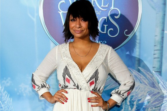 Raven-Symoné: Keepin' it on the down low. (Getty)