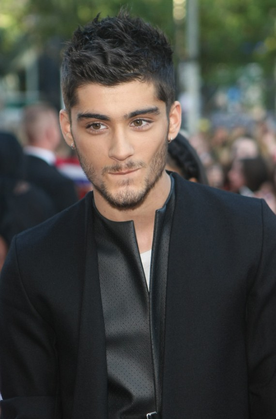 "Zayn Malik: ""absolutely lovely"". (The Hollywood Gossip)"