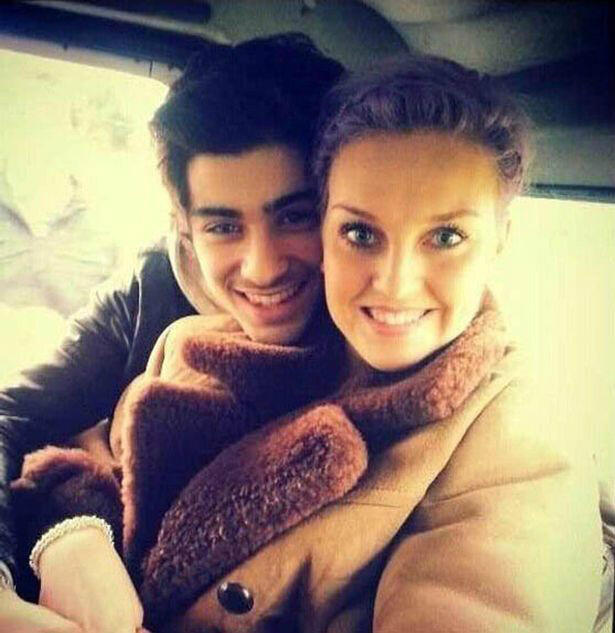 Featured image for Zayn Malik Is Now Engaged To GF Perrie Edwards!