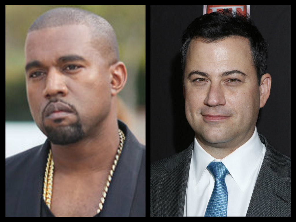 Featured image for Kanye West Is FURIOUS at Jimmy Kimmel! [SEE THE TWEETS]