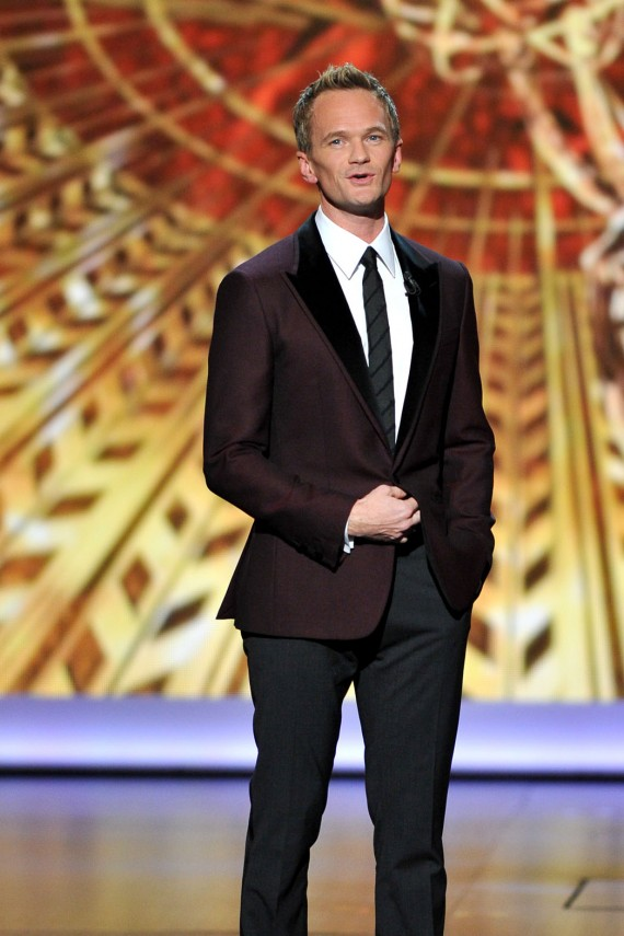Neil Patrick Harris seals his rep as a bonafide host with a gig in the Emmys. (AP)