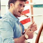 "OMFG: Scott Eastwood Goes Shirtless For ""Town and Country""! [PHOTOS]"
